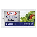 Kraft Nabisco Golden Gourmet Italian Dressing - 0.44 Oz.