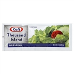 Kraft Nabisco Thousand Island Dressing - 1 Oz.