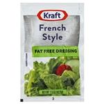 Kraft Nabisco French Fat Free Dressing - 1.5 Oz.