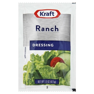 Kraft Nabisco Ranch Dressing - 1.5 Oz.
