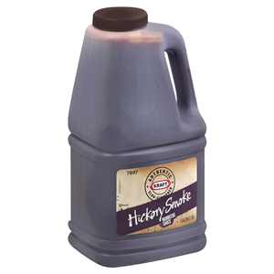 Kraft Nabisco Hickory Smoke Barbecue Sauce - 1 Gal.