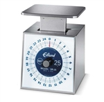 Edlund Stainless Steel Scale - 25 Lb.