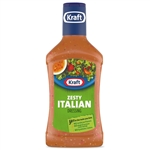 Kraft Nabisco Italian Dressing Zesty - 16 Oz.