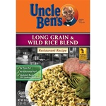 Mars Foodservice Uncle Bens Long Grain Wild Rice 36 oz.