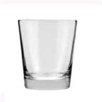 Anchor Hocking Double Rocks 13 oz. Heavy Base Glass