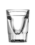 Anchor Hocking Whiskey 1.5 oz. Shot Glass with 0.75 oz. Line