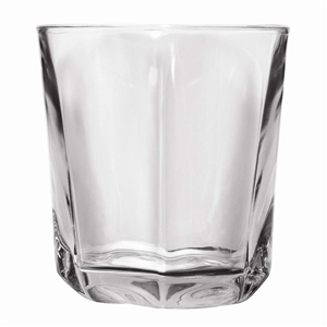 Anchor Hocking Clarisse Rim Tempered 12 oz. Rock Glass
