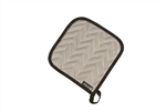 BVT-Chef Revival Silver Silicon 7 in. x 7 in. Pot Holder