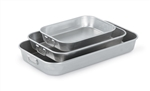 Vollrath Wear-Ever Standard Strength Bake Pans - 9.75 in. x 13.75 in. x 2.25 in.