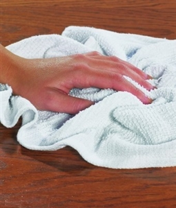 Ribbed Bar Mop Towel - 28 Oz.