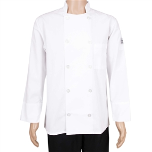 BVT-Chef Revival Double Breasted Large Chefs Choice Coat