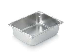 Vollrath Super Pan II Stainless Steel Half Size Steam Table Pan 4 in.