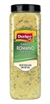 Ach Food Durkee Garlic Romano Sprinkle Seasoning 19 oz.