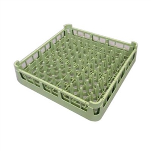 Vollrath Plastic Full Size Plate Rack Green