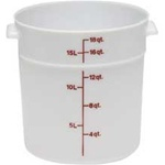 Cambro Plastic Storage Container 18 Quart