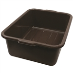 Tablecraft Tote Box and Cover Deep Brown - 7 in.