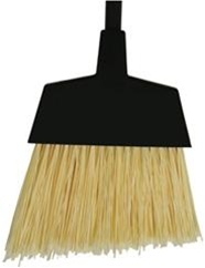 O-Cedar Plastic Large Angle Broom Bristle - 56 in. x 11 in. x 9 in.