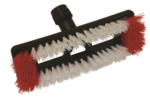 O-Cedar Plastic Deck Swivel Brush - 10""