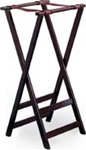 Tablecraft Teak Wood Tray Stand - 32 in.