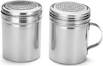 Tablecraft Stainless Steel Dredge With Handle - 10 Oz.