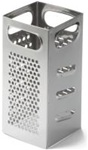Tablecraft Stainless Steel Heavy Duty Square Grater