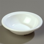 Carlisle Kingline Fruit Bowl White 4.75 Oz.