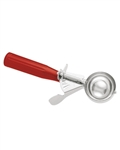 Hamilton Beach Stainless Steel Disher Red - 2 Oz.