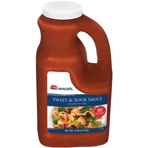 Nestle Minors Sweet and Sour Sauce - 0.5 Gal.