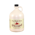 Syrup Pure Maple - 1 Gal.