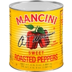 Mancini Roasted Red Peppers