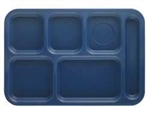 School Tray Navy - 10 in. x 14.5 in.