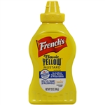 Frenchs Classic Mustard Yellow Squeeze - 12 Oz.