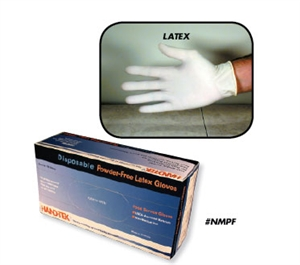 Boyd Disposable Powdered Latex Glove Medium