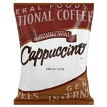 Kraft Nabisco General Foods International English Toffee Coffee - 2 Lb.