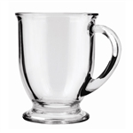 Cafe Glass Mug - 16 oz.