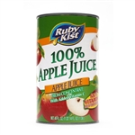 Clement Pappas Apple Juice Can - 46 Oz.