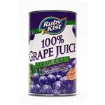 Clement Pappas Vitamin C Grape Juice Can - 46 Oz.