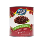 Clement Pappas Whole Cranberry Sauce