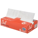 Handy Wacks Food and Interfolded Deli Wrap Tissue - 10 in. x 10.75 in.