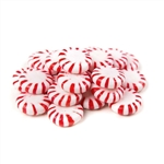 Azar Starlights White Center 3 Pound Peppermint Candy