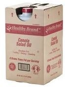Shortening and Oils Soy Salad Oil - 35 Lb.