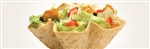 Salad Shell Baked Flour Edibowls - 6.25 in.