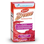 Nestle Healthcare Resource Fruit Flavored Nutritional Beverage Wild Berry - 8 Oz.