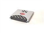 Handy Wacks Checkerboard Tissue Black - 12 in. x 12 in.