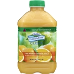 Hormel Thick and Easy Drink Orange Juice Plastic Jug - 48 Oz.