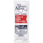 Menu Magic Condiments French Dressing Portion Pack - 12 Grm.