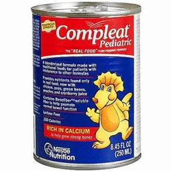 Compleat Pediatric Tube Feeding Formula - 8.45 fl.oz.