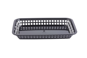 Tablecraft Recipe Basket Black - 11.75 in. x 8.5 in.