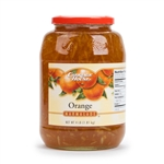 Carriage House Marmalade Glass Preserves Orange 4 Lb.