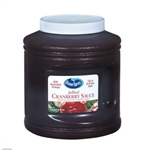 Ocean Spray Jellied Cranberry Sauce Resealable Plastic - 101 Oz.